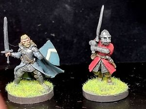Frostgrave Painted Knight and Templar 28mm Wargaming