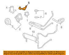 Chevrolet GM OEM 09-13 Corvette Steering Pump-Fluid Reservoir Bracket 15926147