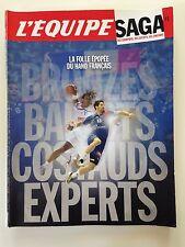 Magazine L'équipe saga n° 1 : La folle épopée du hand français