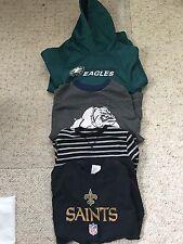 Lot Of 4 Hoodies / Long Sleeves Shirts 6-8