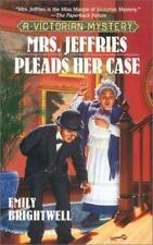 A Victorian Mystery: Mrs. Jeffries Pleads Her Case 17 by Emily Brightwell...