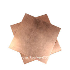 Copper Industrial Metal Sheets Amp Flat Stock For Sale Ebay