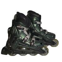 Rollerblade Viablade HWY 7 Triforce Inline Skates Mens Sz 6