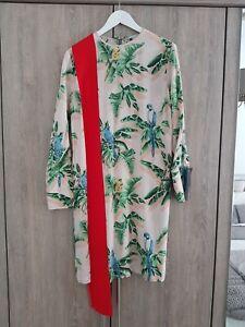 BNWT STELLA McCARTNEY size 38 silk dress