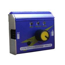 Aluminum Alloy Case 3 Channel  ESC Servo Tester Digital Analog CCPM  Tester