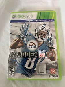 Madden NFL 13 - Xbox 360 Xbox 360