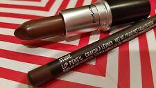 Mac Cosmetics Kylie Jenner lèvre Pierre rouges à lèvres + Crayon à Lèvres Duo