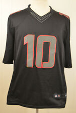 Nike Washington Redskins Jersey #10 Robert Griffin III RG3 Mens XL Black NFL
