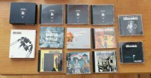 Böhse Onkelz CD / DVD Sammlung + Schal