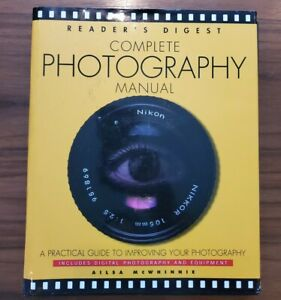 READERS DIGEST COMPLETE PHOTOGRAPHY MANUAL