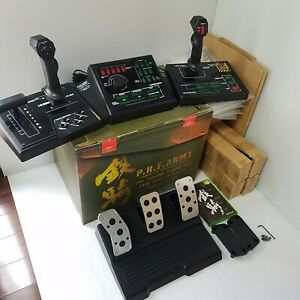 Xbox Steel Battalion controller and foot pedal Boxed tested and working