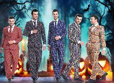 Halloween Men Party Suits ADULT Costume SUITMEIST Fancy Dance Party Dress Outfit