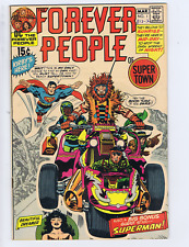 Forever People #1 DC Pub 1971