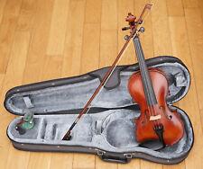 Schönes hochwertiges 3/4 Geigenset spielbereit