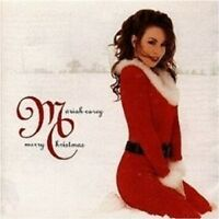 "MARIAH CAREY ""MERRY CHRISTMAS"" CD 11 TRACKS NEU"