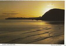 Derbyshire? Postcard - Sunset Over High Peak - Ref AB2711