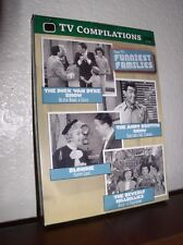 TV Compilations: TV's Funniest Families (DVD,2004,NEW)