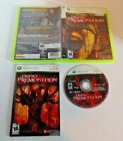 Deadly Premonition complete good shape (Microsoft Xbox 360, 2010)