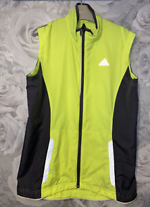 Woman's Adidas Sleeveless Running Jacket Size 10