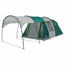 Coleman tienda tunel Granite pico 4 personas toldo Blackout dormitorio camping