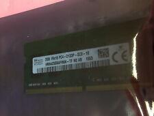 SK HYNIX 2Gb 1Rx16 DDR4 PC4-2133P SoDimm Memory Laptop Ram HMA425S6AFR6N-TF