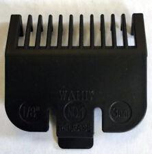 Wahl Sabots de Tondeuse Taille 1 Noir (3mm)