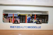Rietze 11003, MB Citaro, BRN Busverkehr, Mercedes-Benz, Heidelberg, neu, OVP