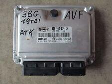 Motorsteuergerät unidad de control aVF 1.9tdi Audi VW Passat 3bg 038906019en