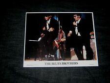 Original BLUES BROTHERS Rare International Lobby Card #2