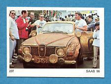 AUTO E MOTO - Figurina-Sticker n. 237 - SAAB 96 -New