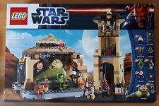 Lego Star Wars Jabba's Palace (9516) En Caja Y Completo
