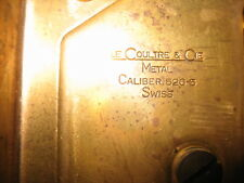 Atmos Jaeger Le Coultre Tischuhr, Uhr Lecoultre Kaliber 526 - 5   SN 79357