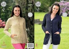 Girls Aran Sweaters Patterns