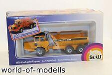ZZ Siku  2825 Volvo BMA 25 Knickgelenkkipper 1:55 NEU in OVP ZZ