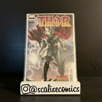 Thor 5, Zombies Variant, MARVEL, 2020, 1st Full Appearance of the Black Winter