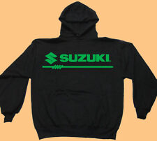 Sweat Shirt, Motor Sports, Racing, Motorcycle Hoodie, Suzuki Gildan Heavy