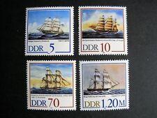 DDR MiNr. 3198-3201 postfrisch**  (DD 3198-01)