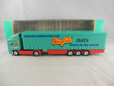 Corgi Superhaulers 59573 ERF Curtainside Trailer Mornflake Oats 1:64 scale
