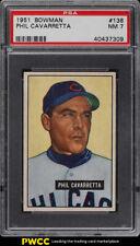 1951 Bowman Phil Cavarretta #138 PSA 7 NRMT (PWCC)