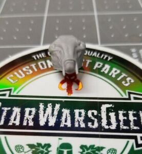 "MH520 Custom Cast head use w/3.75"" Acid Rain ARW Fornite Fallout Star Wars Joe"