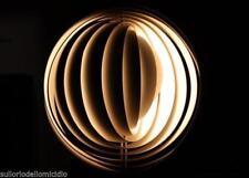 """Lampada piantana """"moon lamp"""" design verner panton per louis poulsen vintage"""