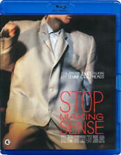 Talking Heads - Stop Making Sense BLU-RAY DTS - NEW 1080p Live Concert Movie