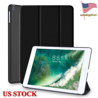 Slim Magnetic Leather Stand Shockproof Case Cover for New iPad 2018/2017 9.7inch