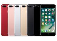 Apple iPhone 7 Plus 7+ 32GB 128GB 256GB Verizon GSM Unlocked AT&T T-Mobile