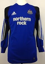 Vintage Adidas 2003-2004 Newcastle United Football Soccer Goalkeeper Jersey
