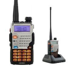BAOFENG UV-5R Two Way Radio Dual Band VHF UHF FM Walkie Talkie Set