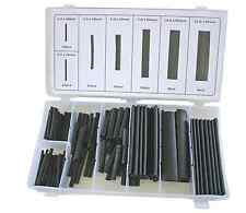 127 Piece Heat Shrink Tube Assortment - Electrical Wire Connector Tubing Sleeves