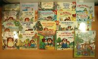 LITTLE CRITTER Children's Picture Books by Mercer Mayer! PB/HC, Lot of 20!