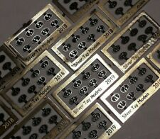 00 (4mm) Silver Tay Models Shed Plates