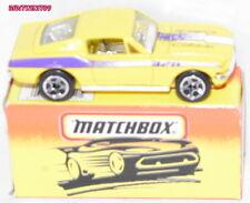 MATCHBOX #69 OF 75 '68 MUSTANG COBRA JET W+